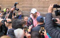 Григор Димитров в Хасково: У дома е най-добре (видео)
