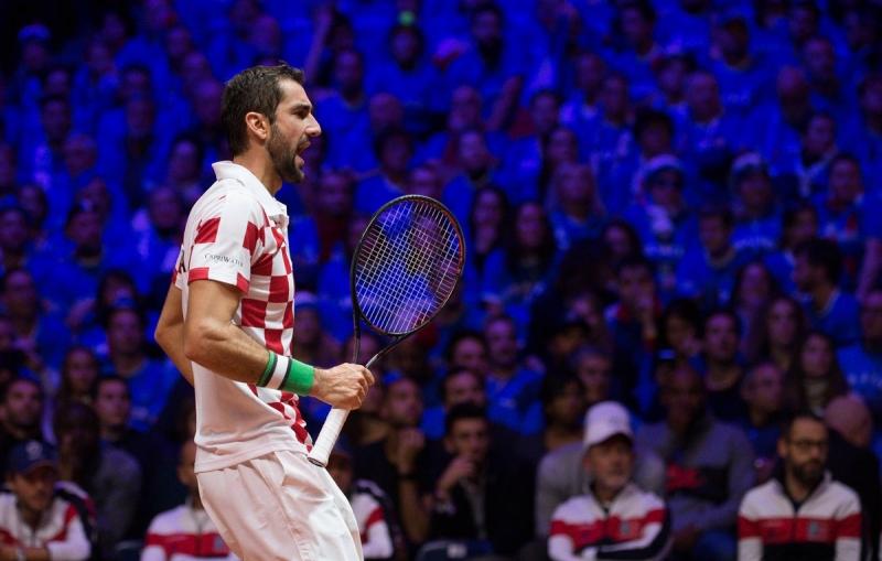 Хърватия без голямата си звезда на Купа Дейвис