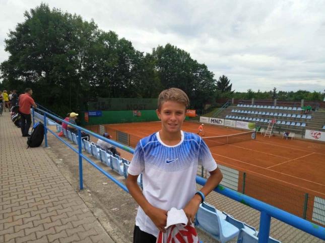 Неделчев в топ 4 на ITF турнир в ОАЕ