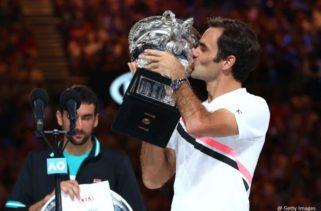 Руседски: Федерер не може да спечели повече титли от Шлема