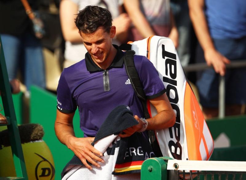 Тийм: Присъствието на Циципас е добра новина за тениса