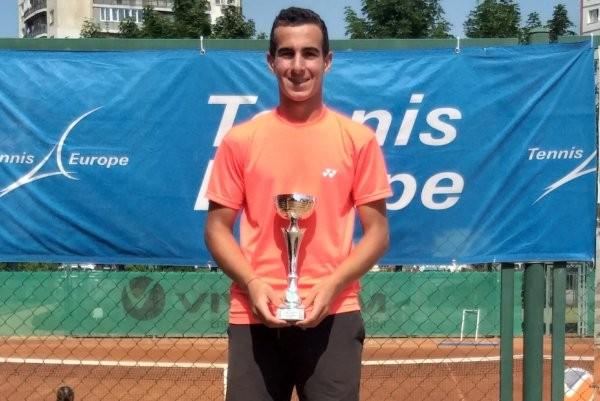 Янаки Милев на полуфинал на силен турнир в Испания